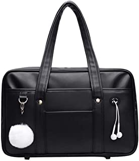 Best japanese high school bag leather Reviews