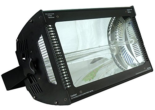 Atomic Stroboskoplicht Blitzlicht DMX 3000W Xenon Blinklicht Stroboskop Stroboskop für Disco, Ballsaal, KTV, Bar, Club, Party, Hochzeit