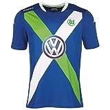 Kappa Shorts VFL Game - Prenda, color azul, talla S