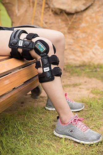 Z1 K6 Knee Brace - Best Knee Brace for Men & Women - Knee Support for Running & Sports/ACL & Ligament Injuries/OA Arthritis/Knee Joint Pain Relief - (S10)