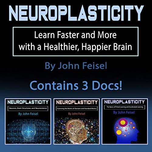 Neuroplasticity audiobook cover art