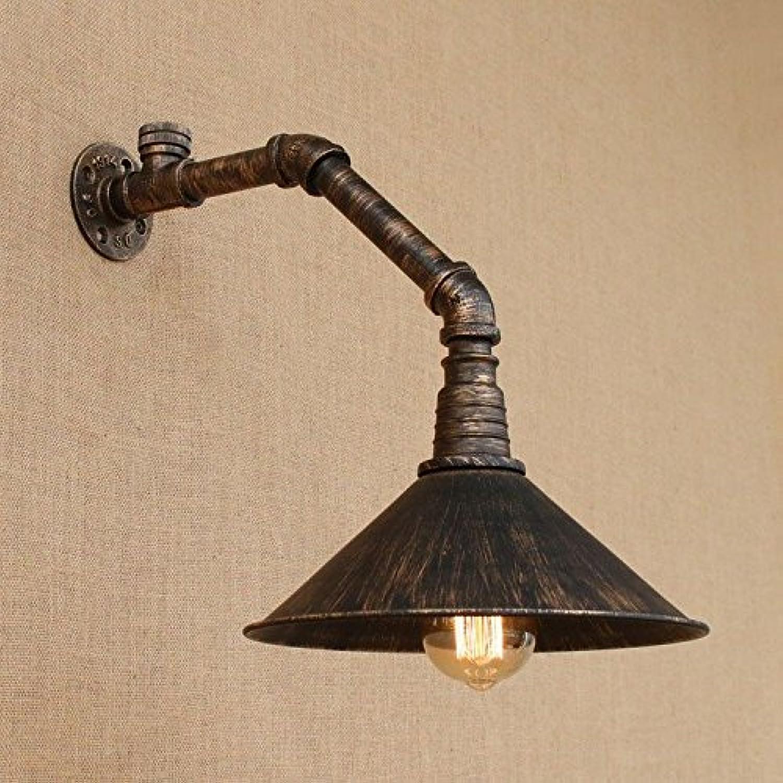 StiefelU LED Wandleuchte nach oben und unten Wandleuchten Die Leitungen zu den antiken Wandleuchten bar in einer Retro Cafe Serie 2 eingerichtet