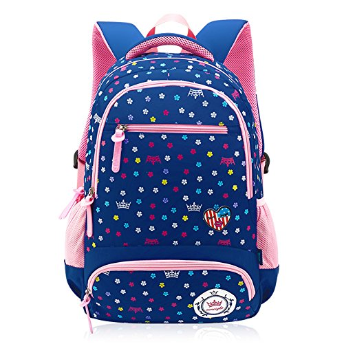Kids School Backpacks for Girls Boys School Bags Bookbags for Children for Elementary School Big Student Classics Backpack