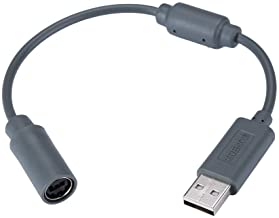 Wired Controller USB Breakaway Cable for Microsoft Xbox 360
