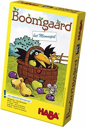 HABA Spel - Boomgaard - het memospel (Nederlands)