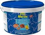 *Tetra Marine SeaSalt (schafft ideales Meerwasser für gesunde Meerwasserfische und Invertebraten) 8 kg