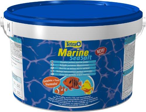 Tetra Marine SeaSalt (schafft ideales Meerwasser für gesunde Meerwasserfische und Invertebraten) 8 kg