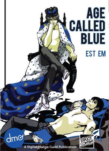Age Called Blue (Yaoi Manga) (English Edition)