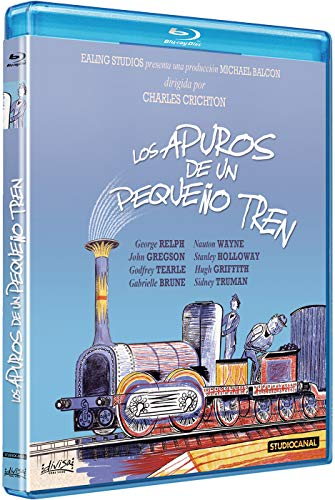 Los apuros de un pequeño tren - BD [Blu-ray]