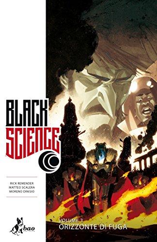 Black Science 3 – Orizzonte di Fuga (Italian Edition)