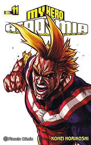 My Hero Academia nº 11 (Manga Shonen)