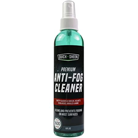 Evelots Windshield Defogger-Mirror//Window Cleaner-No Chemical-No Scratch-Set//2