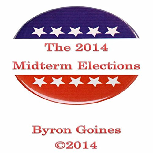 The 2014 Midterm Elections audiobook cover art