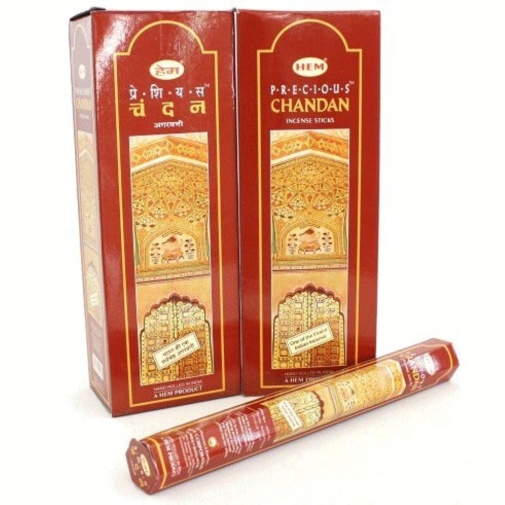 グレートバリアリーフ歴史的世紀HEM チャンダン香 スティック ヘキサパック(六角) 12箱セット HEM CHANDAN