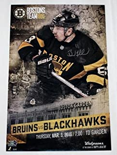 boston bruins game day posters