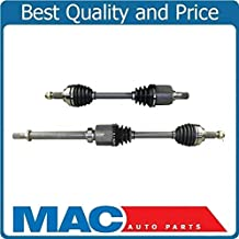 New Front Axles for Nissan Altima Sentra 2.5L 07-12 w CVT Automatic Transmission