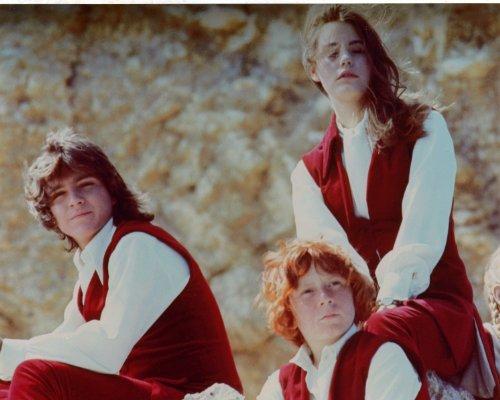 David Cassidy Susan Dey 8x10 photo G6564