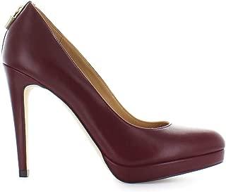 Michael Kors Antoinette Pump Women's Heels Oxblood Size 7.5 M, Oxblood, Size 7.5