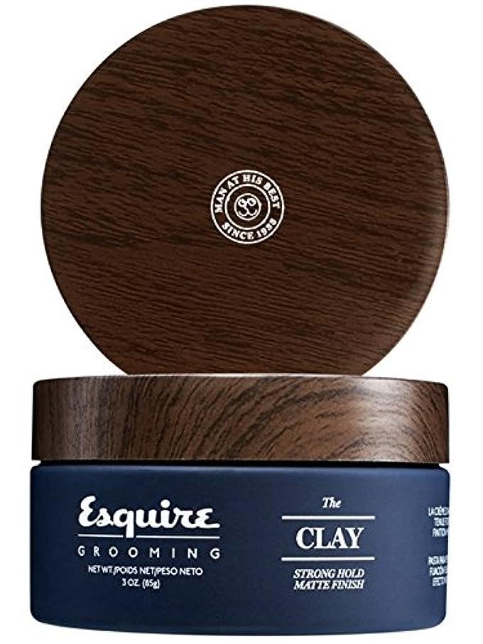 更新するしたがってラップトップCHI Esquire Grooming The Clay (Strong Hold, Matte Finish) 85g/3oz並行輸入品