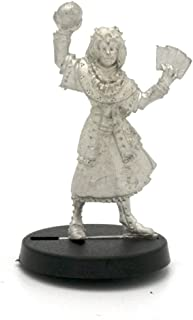 Stonehaven Elf Fortune Teller Miniature Figure (for 28mm Scale Table Top War Games) - Made in USA