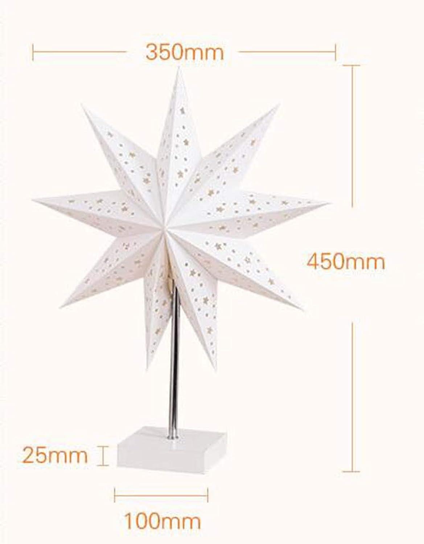 XRFHZT Moderne Kreative Kreative Kreative Persönlichkeit Tischlampe Nacht Einfache Nachtlicht Stern Tischlampe Tischlampe Schlafzimmer Bett B07G4896TG    Erschwinglich  968db1