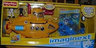 Imaginext Ocean Sub Submarine and Explorer Gift Set