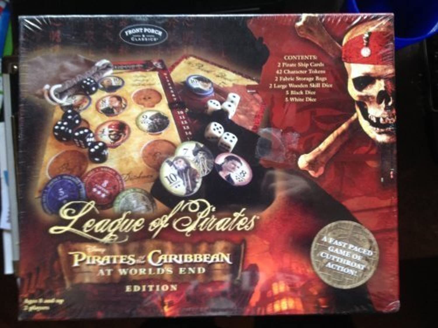 League of Pirates by Front Porch Classics by Front Porch Classics