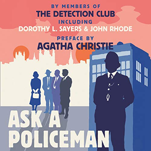 Ask a Policeman cover art