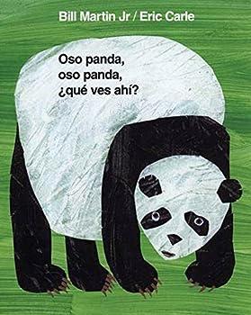 Oso panda oso panda ¿qué ves ahí?  Brown Bear and Friends   Spanish Edition
