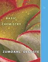 Basic Chemistry by Zumdahl, Steven S. Published by Cengage Learning 7th (seventh) edition (2010) Paperback