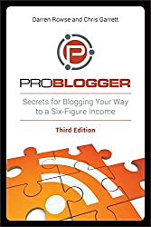 ProBlogger books about blogging