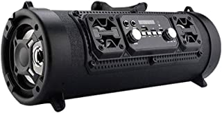 Portable BT Speaker Outdoor Wireless Bass Subwoofer Multifunctional Sound Box Loudspeakers