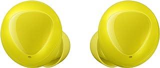 Samsung Galaxy Buds SM R170NZYADBT I Kabellose Kopfhörer Gelb I Bluetooth I In Ear I Stereo Sport Headphones