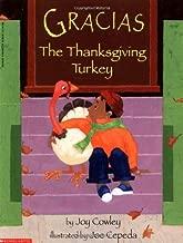 Gracias The Thanksgiving Turkey by Joy Cowley (1998-10-01)