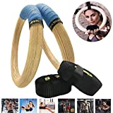 JunYito Gym Rings Wooden with Strap Gymnastic Rings Home Exercise Rings Fitness Gymnastic