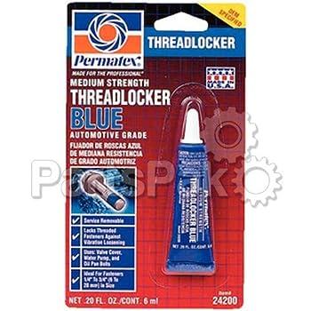 Permatex 24240 36 Ml 242 Med Threadlocker