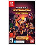 Minecraft Dungeons Hero Edition(輸入版:北米)- Switch