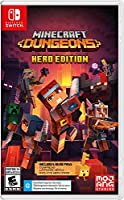 Minecraft Dungeons Hero Edition - Nintendo Switch
