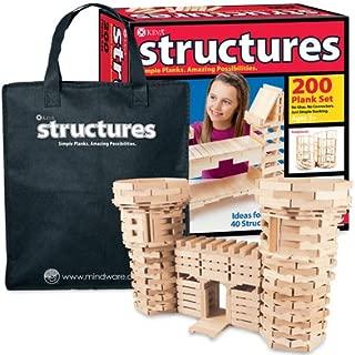 MindWare KEVA Structures 600 Building Planks Set