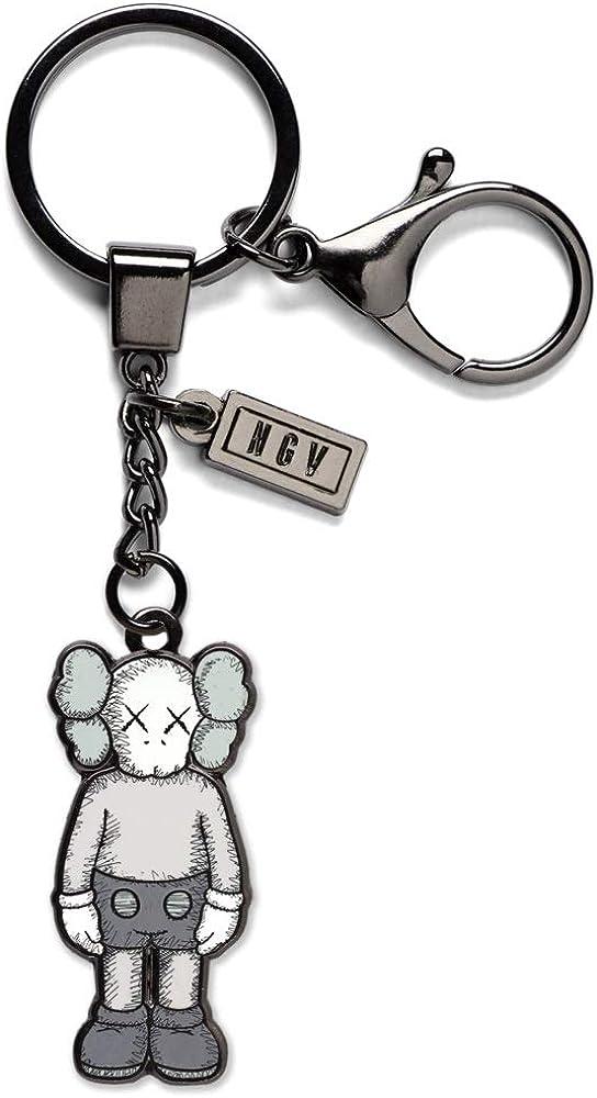 KAWS Grey Companion Keyring Keychain NGV