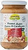 GRANOVITA Crema Cacahuete Crujiente Bio 400 g