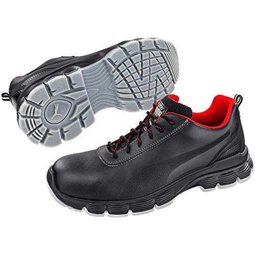 Puma 640521–202–40Pioneer–Zapatos de seguridad Low S3ESD SRC Tamaño 40