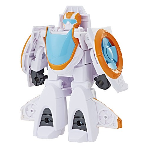 Playskool Heroes Transformers Rescue Bots - Blades The Flight Bot Figure