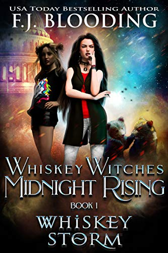 Whiskey Storm by F.J. Blooding ebook deal