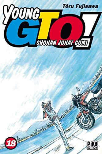 Young GTO T18: Shonan Junai Gumi