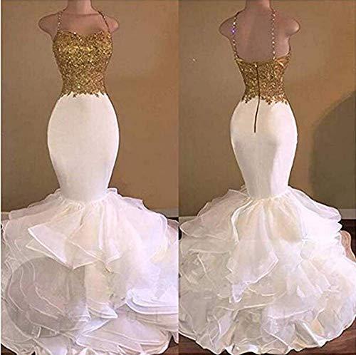 Honeydress-Womens-Halter-A-line-Chiffon-Bridesmaid-Dress-Sleeveless-Elegant-Evening-Dress