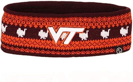Zephyr NCAA Womens Carousel Knit Headband