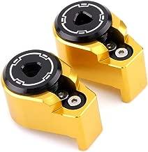 Motorcycle Shock Absorber Anti-Theft Lock, for Yamaha Xmax 125 250 300 400 Nmax 125 155 Aerox Honda PCX 125 155 Forza 300