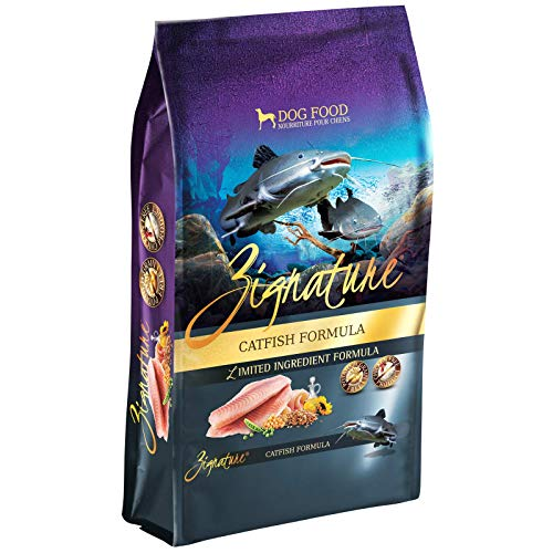 Zignature Catfish Formula Grain-Free Dry Dog Food 25lb