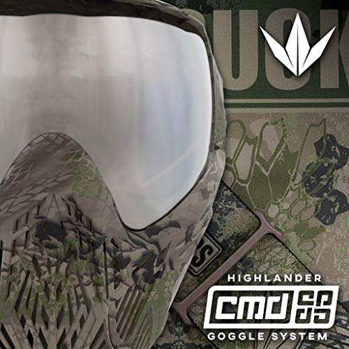 BunkerKings BK Maske CMD Command - Highlander Camo